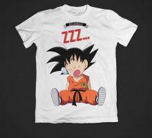 Goku Zzz…