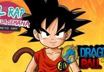 DRAGON BALL RAP: 4 ESTRELLAS (EL INICIO) | Juanito Say