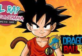 DRAGON BALL RAP: 4 ESTRELLAS (EL INICIO)   Juanito Say