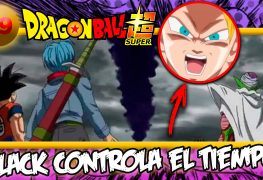 DRAGON BALL SUPER CAPITULO 49: Black controla el tiempo y enfrenta a Goku   CURIOSIDADES Y RESEÑA