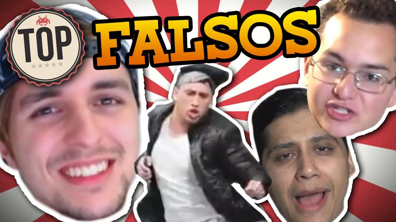 Los 6 YOUTUBERS mas ASQUEROSAMENTE MENTIROSOS y FALSOS del mundo | Juanito Say